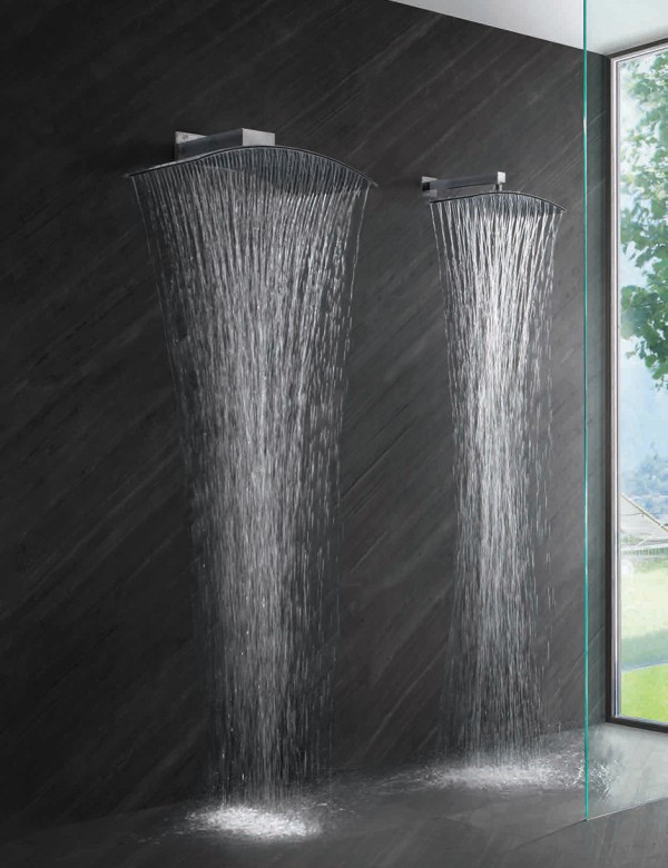 Luxury Rain Showers 26 best rain shower heads for your modern bathrooms