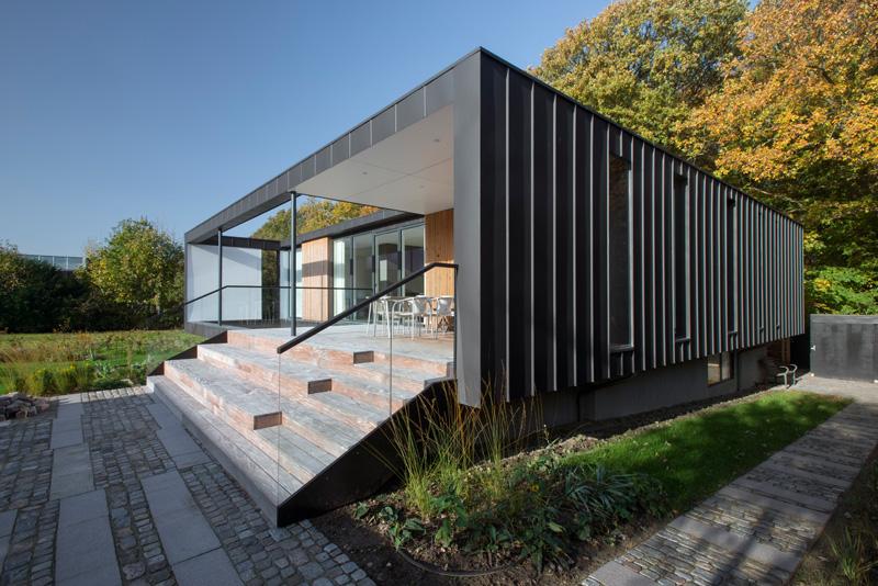 Beautiful Modern Family Home in Denmark (13 Photos)