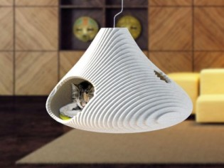 15 Unique Cat Houses for Modern Living