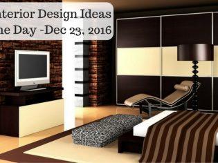 25 Interior Design Ideas of the Day -Dec 23, 2016