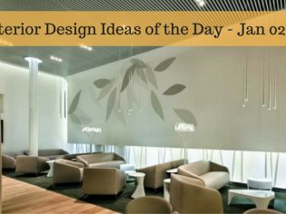 25 Interior Design Ideas of the Day – Jan 02, 2017
