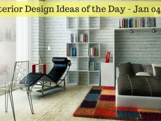 25 Interior Design Ideas of the Day – Jan 04, 2016