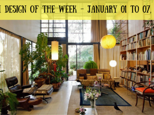 Room Design of the week – January 01 to 07, 2017