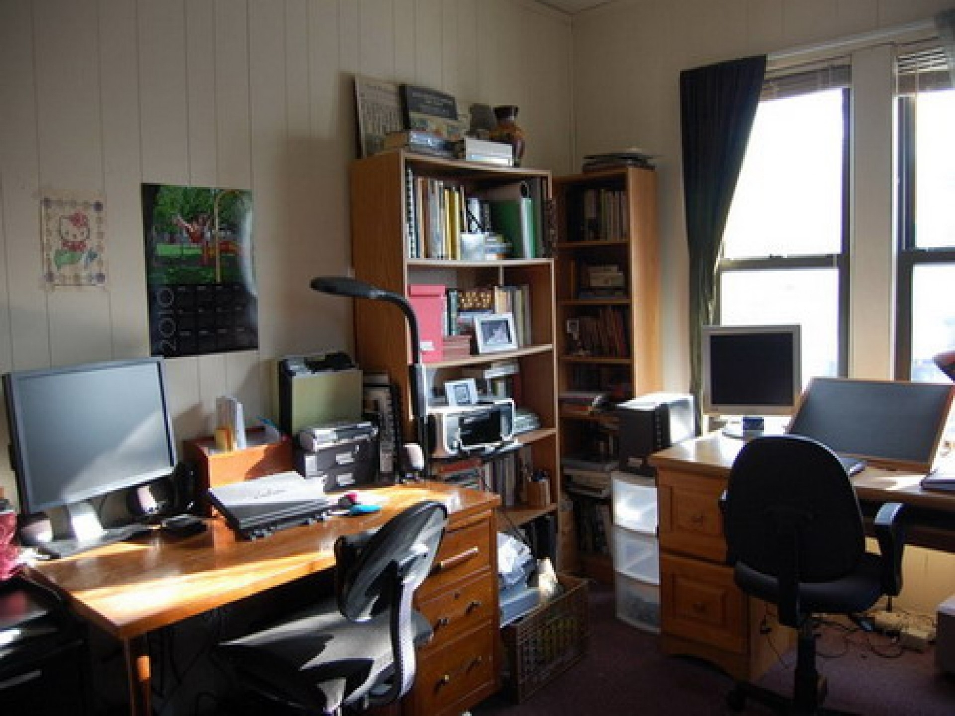 Home office ideas for two people office furniture stores - Home office designs for two people ...