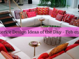 25 Interior Design Ideas of the Day – Feb 03, 2017