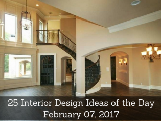 25 Interior Design Ideas of the Day – February 07, 2017