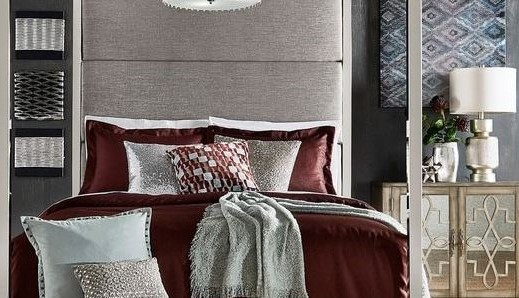 Inspired-Q-Evie-Chrome-Bed-With-Canopy-Bed