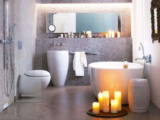 50 Beautiful Small Bathroom Ideas to Keep you Refreshed