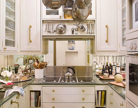 A Truly Tiny Kitchen
