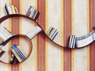 50 Most Innovative Bookshelves for People Who Love Books