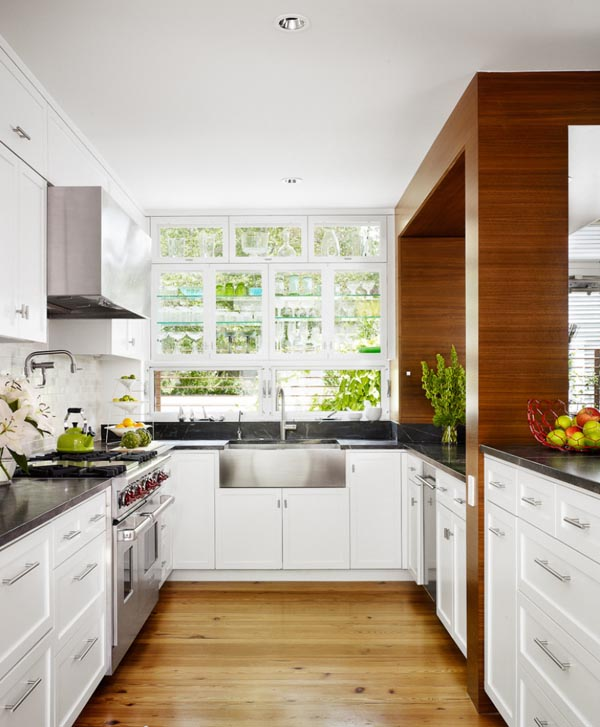 Bright and colorful kitchen design inspirations