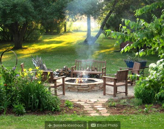 Fire Pit DIY
