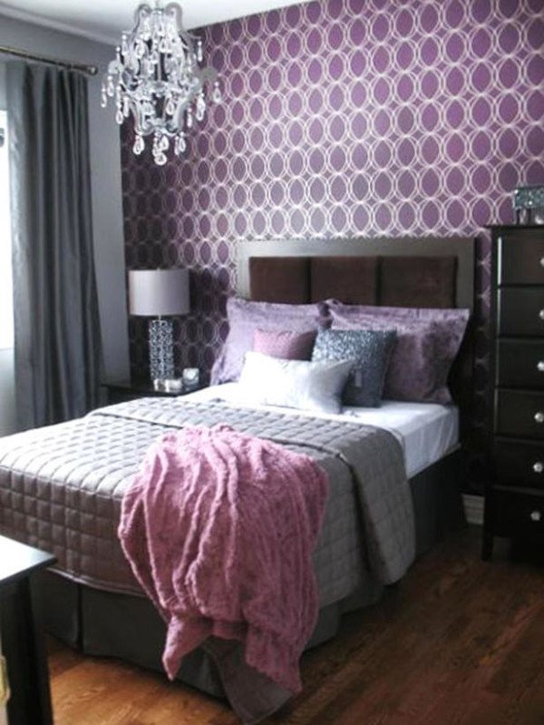 Glam Guest Room