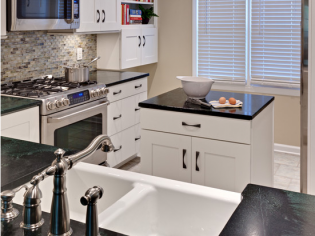 100 Excellent Small Kitchen Designs That Are Smart & Useful