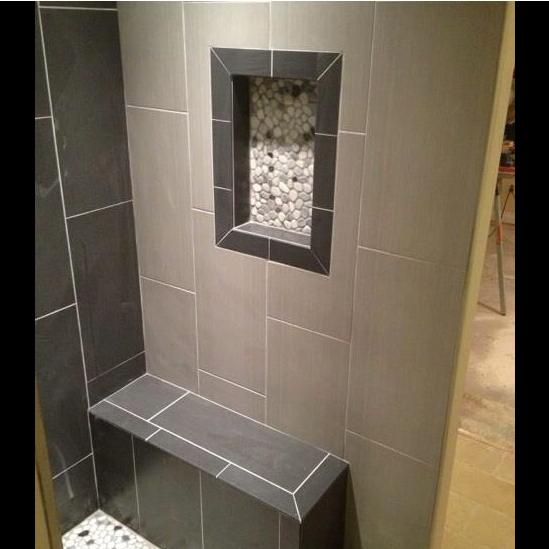 Modern Steam Shower