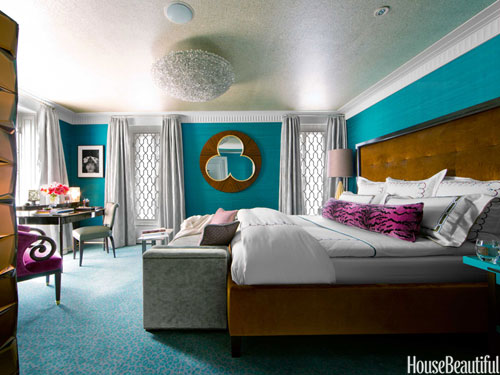 50 Exuberant Bedroom Colors to Match Your Mood & Style