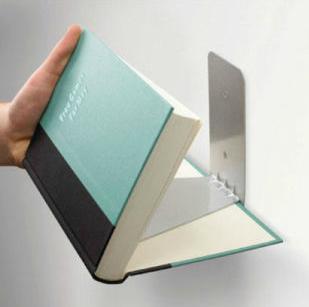 The Bookend Bookshelf