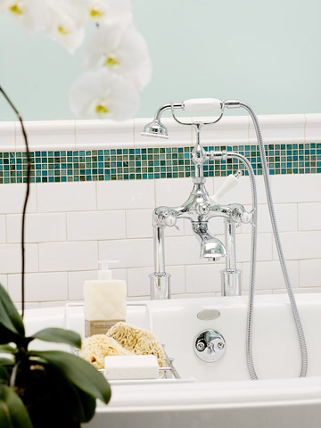 Tile Bathtub Surround