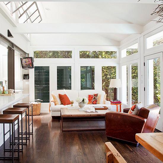 Elegant Interior Design Bar: 50 Most Elegant Sunroom Furniture Designs