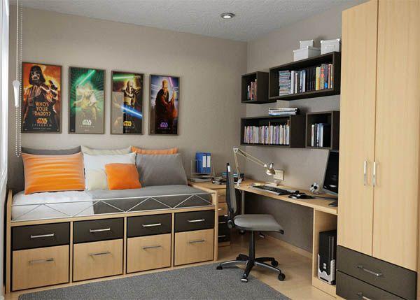 50 Cool Boys Bedroom Ideas