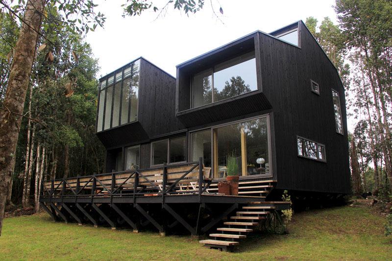 CBI House - Puerto Varas, Chile