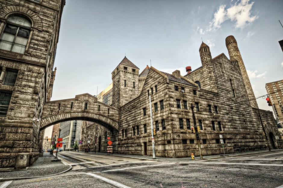 Old Allegheny County Courthouse