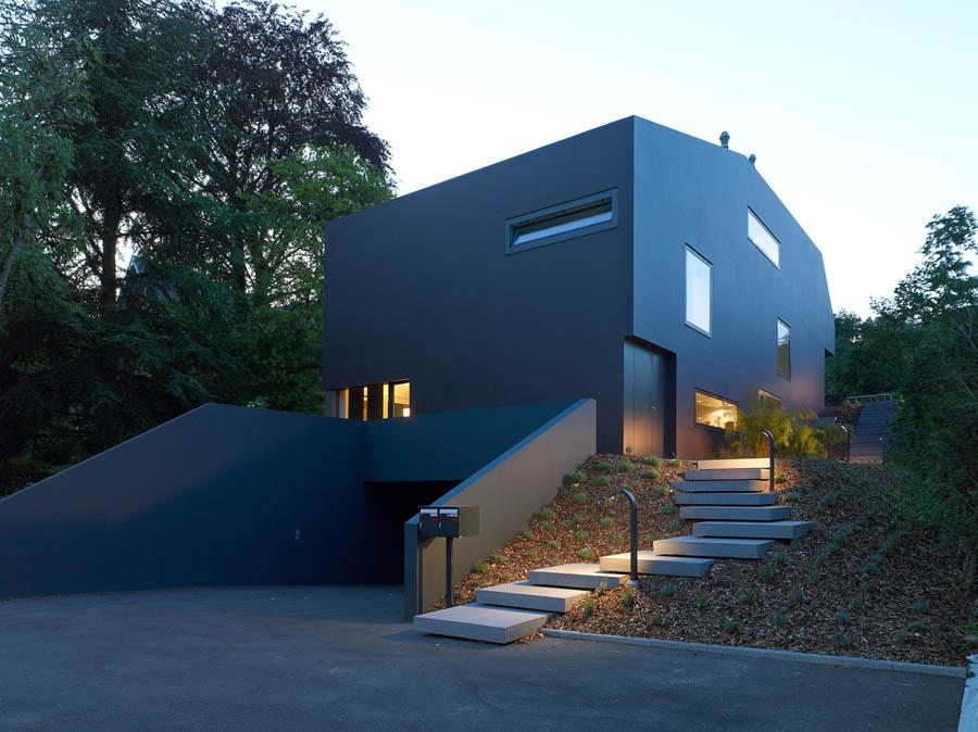 Schuler Villa in Switzerland
