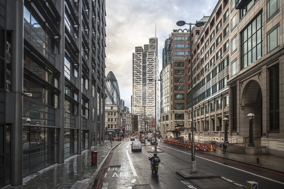 The SalesForce Tower London
