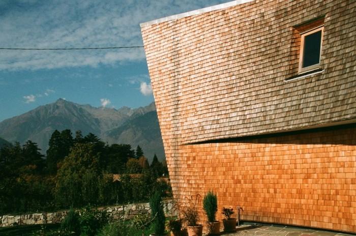 Villa San Valentino - unique wooden house