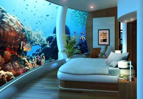 Bedrooms Underwater 1