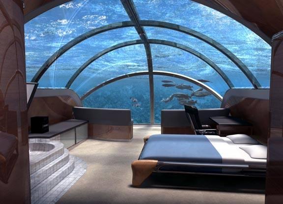 Bedrooms Underwater 3