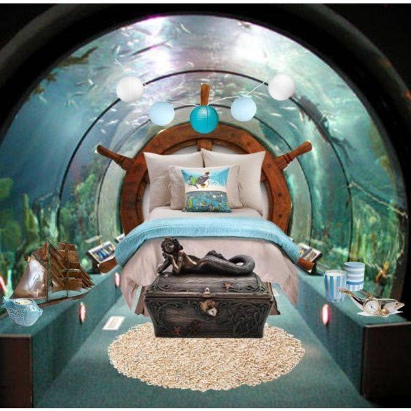 Bedrooms Underwater 5