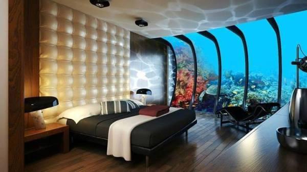 Bedrooms Underwater 7
