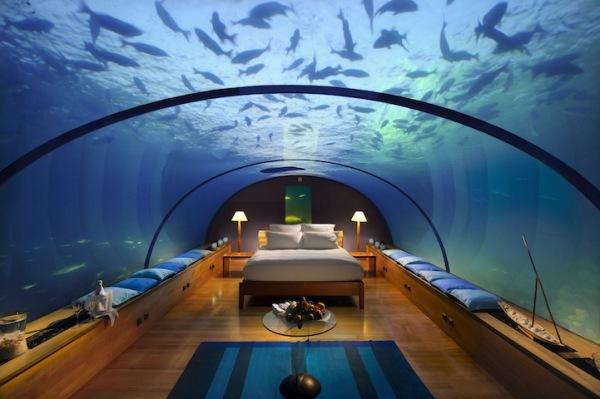 Bedrooms Underwater 9