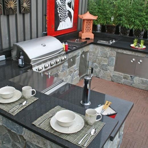 Gorgeous Outdoor Kitchens - Style Estate