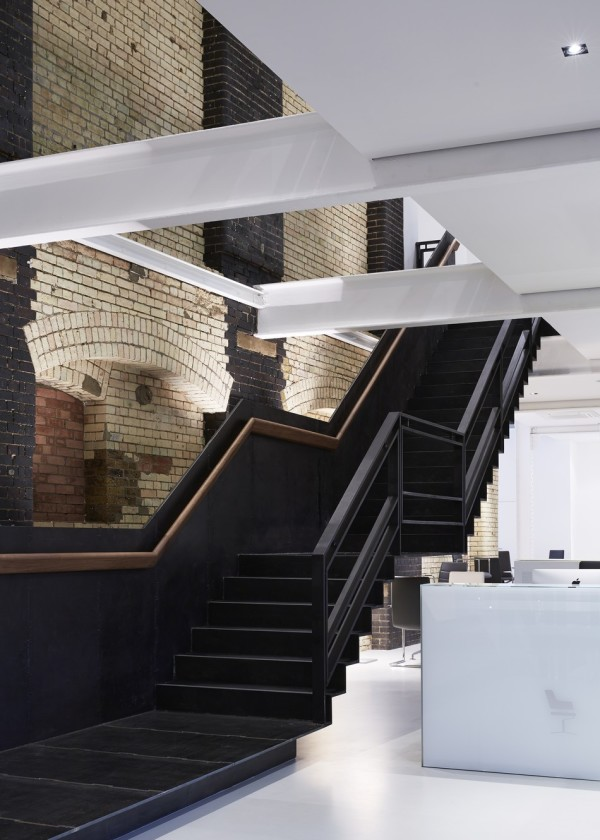 Clerkenwell Warehouse, London