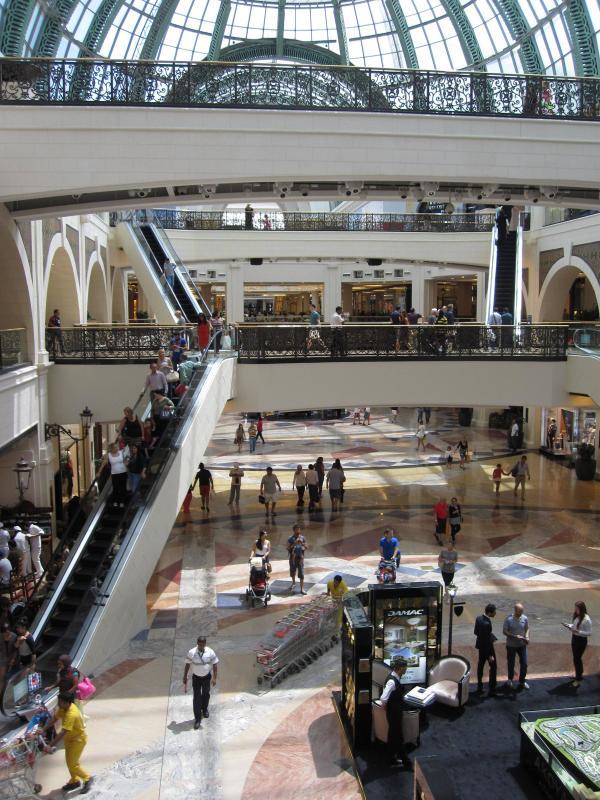 Mall of the Emirates, Dubai, UAE