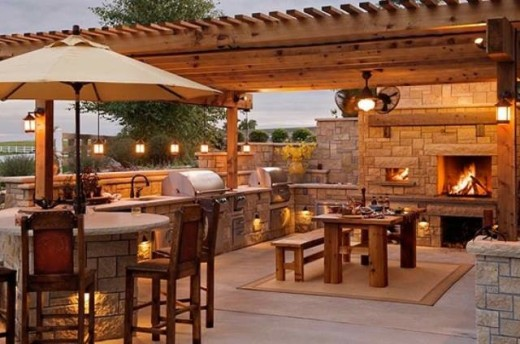 Outdoor Kitchen Ideas 4