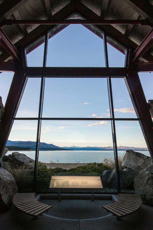 Lake Pukaki Visitor Centre, Canterbury, New Zealand