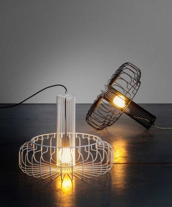 Exclusive collection of original lighting fixtures for home