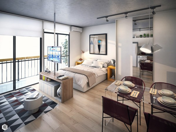beautiful but small studio apartments 39 photos 20831 | apartment 31