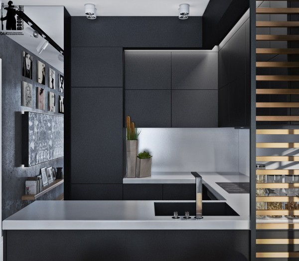 The Most Stylish Apartments with Monochromatic Color Schemes