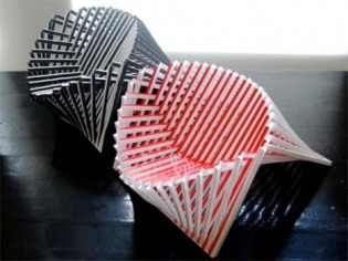 Some Modern Chair Designs that you Never See Before (14 Photos)