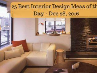 25 Best Interior Design Ideas of the Day – Dec 28, 2016