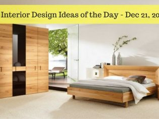 25 Interior Design Ideas of the Day – Dec 21, 2016