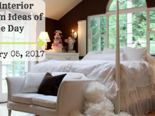 25 Interior Design Ideas of the Day – January 05, 2017