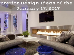 25 Interior Design Ideas of the Day – January 17, 2017