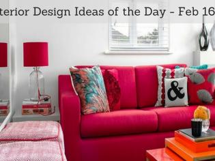 25 Interior Design Ideas of the Day – Feb 16, 2017