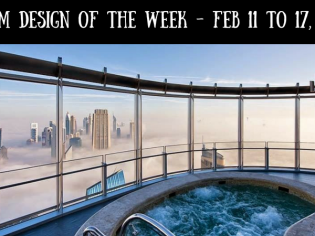 Room Design of the week – Feb 11 to 17, 2017