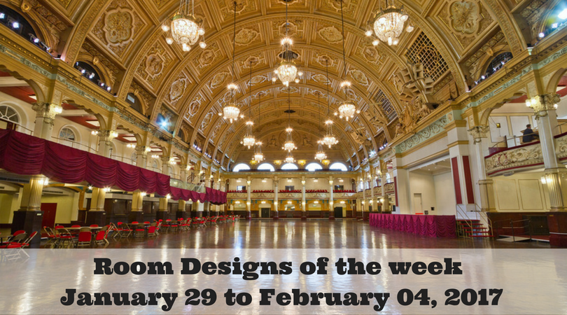 Room Designs of the week – January 29 to February 04, 2017